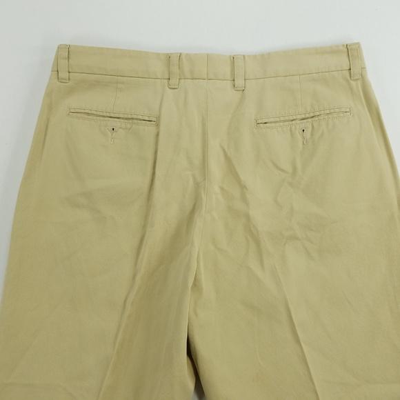 7b24727d Zegna Sport Khaki Casual Chino Pants Straight Leg